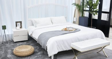 10 Things Needed for a Relaxing Bedroom